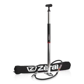 Zefal Profil Travel Standpumpe silber/schwarz